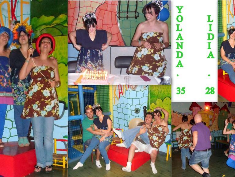 fiestas de cumpleaos infantiles y adultos
